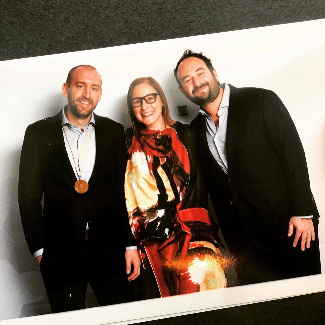 The Pizzeria Bebu Team at the 2019 Jean Blanchet Awards